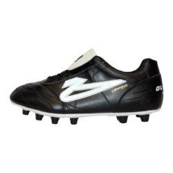 Zapatos de Futbol Upper Negro