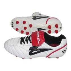 Zapatos de Futbol Francia Blanco