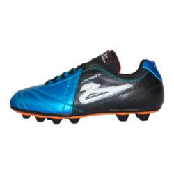 Zapatos de Futbol Olmeca JUNIOR NEGRO AZUL